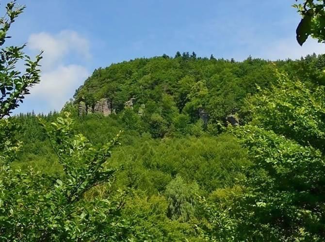 Obrázok Prírodná rezervácia Kopa