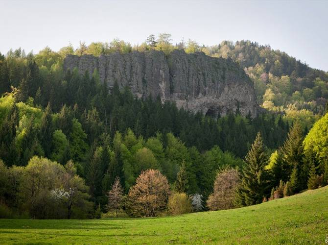 Obrázok Jánošíkova skala