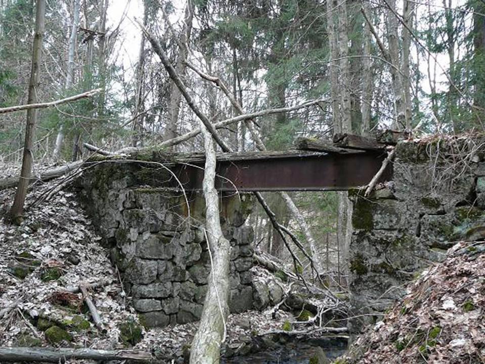 Lesnícka osada Kyslinky