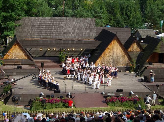 Obrázok Folklórne slávnosti pod Poľanou