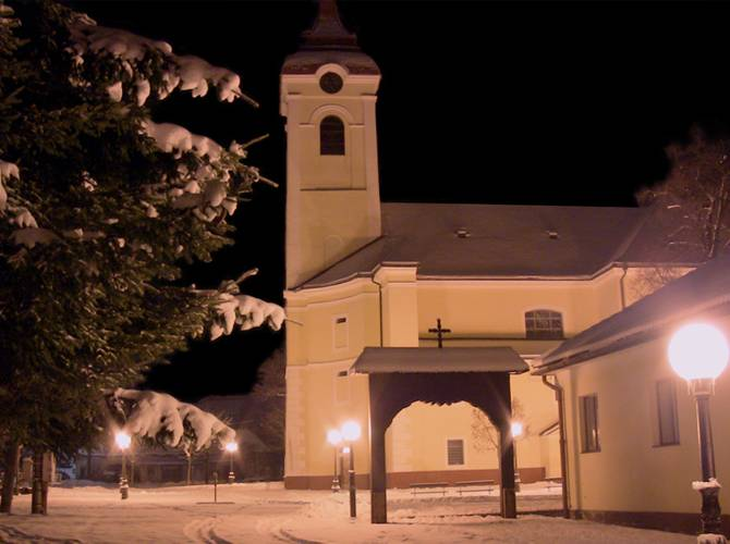 Obrázok Kostol sv. Františka z Assisi