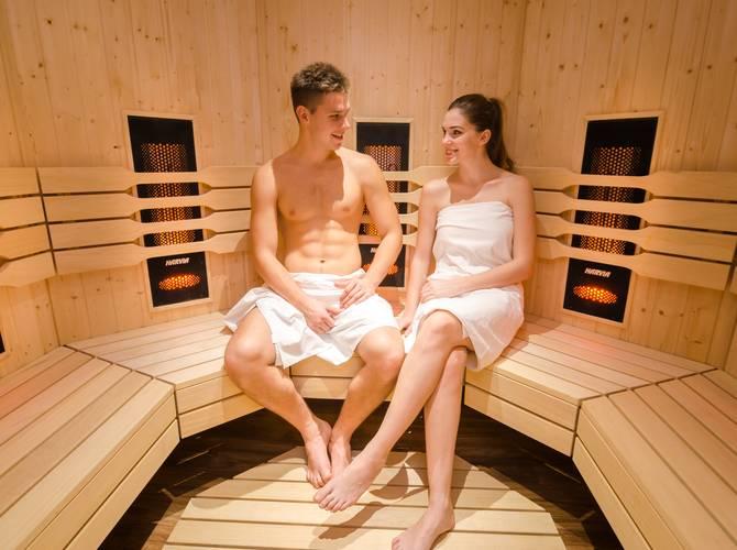 Obrázok Infra sauna