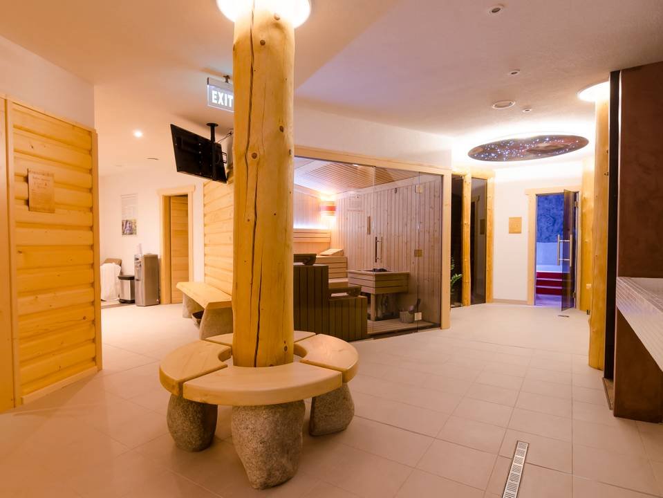 Podpolianska drevenica - Soft sauna