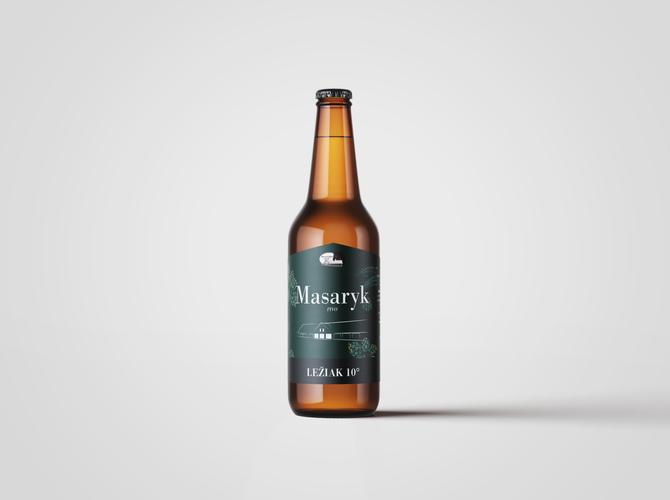 Obrázok Masaryk pivo – Výčapné pivo 10°